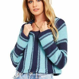 WILDFOX Chromatic Stroke Hermosa Sweater